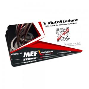MS1 Awards Ceremony Ticket